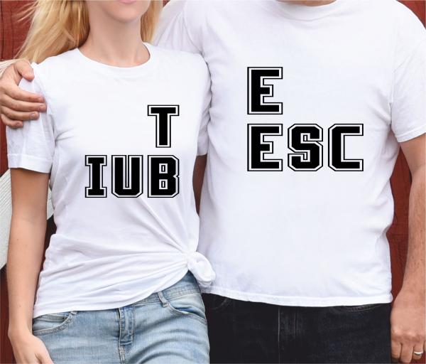 Tricouri Cuplu Personalizate - Te Iubesc 1