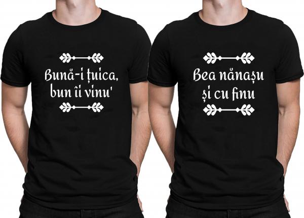 Tricouri Personalizate - Bea Nanasu Si Cu Finu 1