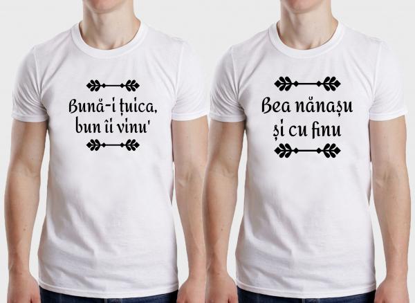 Tricouri Personalizate - Bea Nanasu Si Cu Finu 0