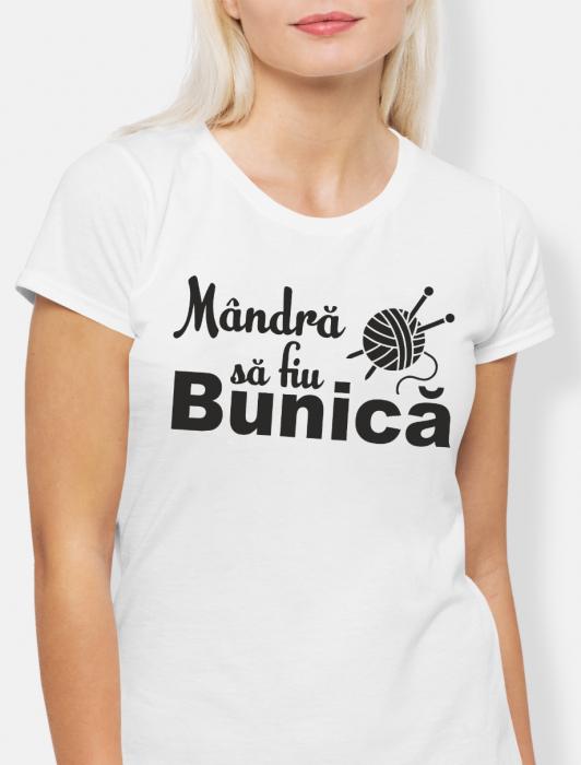 Tricouri Personalizate - Mandra sa fiu bunica / Mandru sa fiu bunic [0]