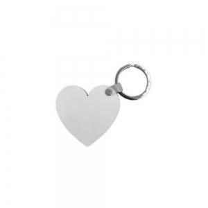 Breloc MDF Personalizat Cu Poza - Inima [1]