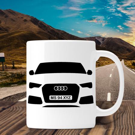 Cana Auto Personalizata - Audi RS6 C7 [0]