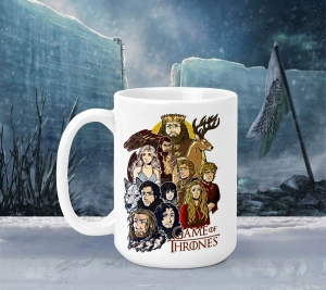 Cana Game of Thrones - Cast0