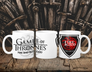 Cana Personalizata Game of Thrones - Targaryen House [0]