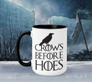 Cana Game Of Thrones - Crows Before Hoes0