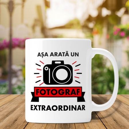 Cana Personalizata - Asa Arata Un Fotograf Extraordinar [0]
