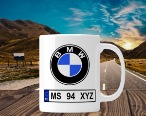 Cana personalizata Auto - BMW [0]