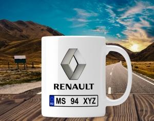 Cana personalizata Auto - Renault0