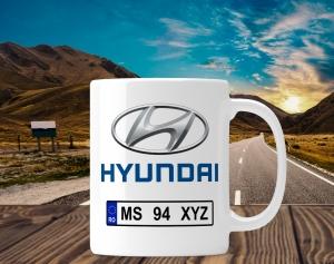 Cana personalizata Auto - Hyundai0
