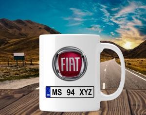 Cana personalizata Auto - Fiat [0]