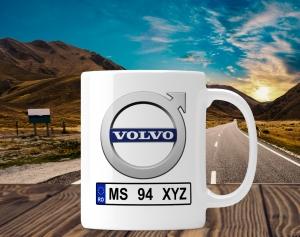 Cana personalizata Auto - Volvo [0]