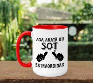 Cana Personalizata - Asa Arata Un Sot Extraordinar0