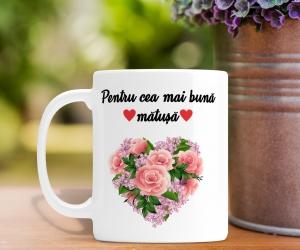 Cana personalizata Cu Poza - Cea Mai Buna Matusa [0]