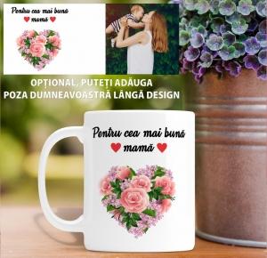 Cana personalizata Cu Poza - Cea Mai Buna Mama [1]