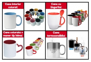 Cana personalizata - Our love is Magic1