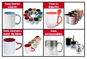 Cana personalizata - I love you + NUME1