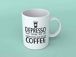 Cana personalizata - Depresso [0]