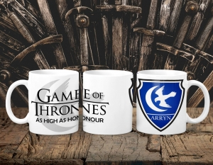 Cana Personalizata Game of Thrones - Arryn House0