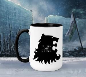 Cana Personalizata Game of Thrones - Hear Me Roar 20