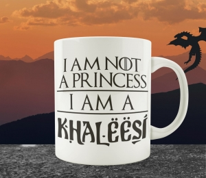 Cana I Am A Khaleesi - Game of Thrones0