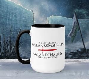 Cana Valar Morghulis - Game of Thrones0