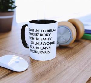Cana personalizata - Gilmore Girls [0]