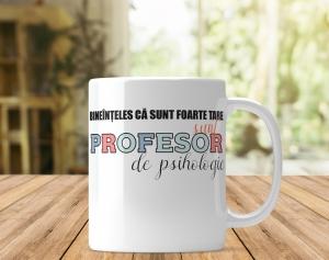 Cana Personalizata - Profesor0