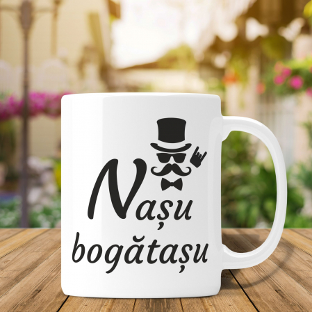 Cana Personalizata - Nasu Bogatasu [0]
