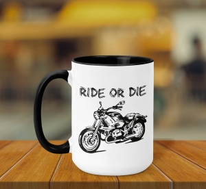 Cana Personalizata - Ride Or Die0