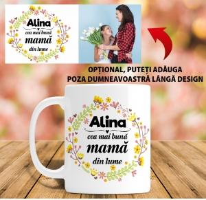 Cana personalizata - Cea mai buna mama din lume1