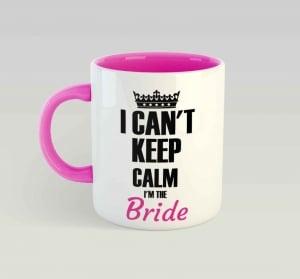 Cana personalizata - The Bride [0]