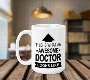 Cana Personalizata - An Awesome Doctor0