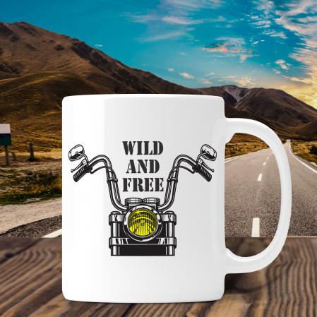 Cana Personalizata - Wild And Free [0]