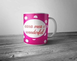 Cana personalizata - Cana Wonderful [0]