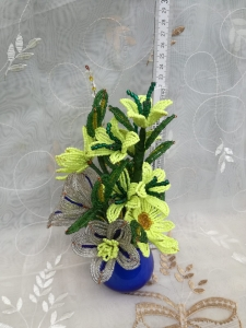 Flori decorative din margele M8 [1]