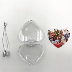 Glob pentru brad cu poza - Inima3