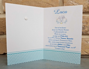 Invitatie Botez cod 80272