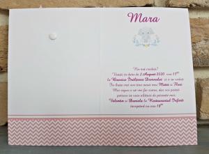 Invitatie Botez cod 80281