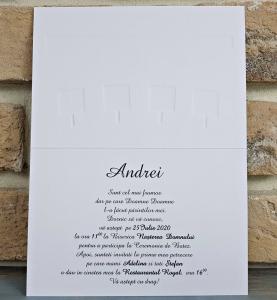 Invitatie Botez cod 80394
