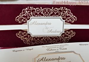 Invitatie nunta cod 55731