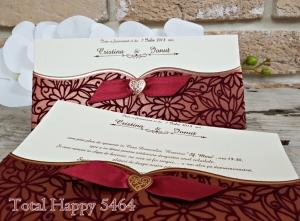 Invitatie nunta cod 54640