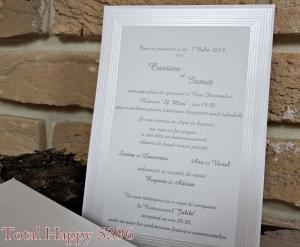 Invitatie nunta cod 53961