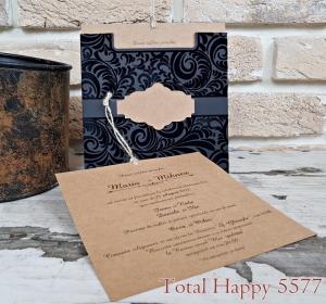 Invitatie nunta cod 55770