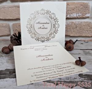 Invitatie nunta cod 55350