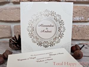 Invitatie nunta cod 55351