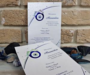 Invitatie Botez cod 61982