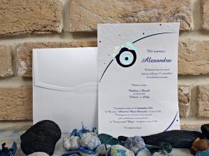 Invitatie Botez cod 61980