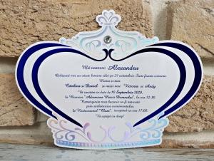 Invitatie Botez cod 61931