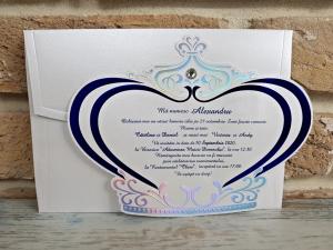 Invitatie Botez cod 61930