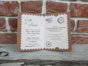 Invitatie nunta cod 115484